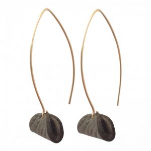 earrings - lisa la pelle - my other half