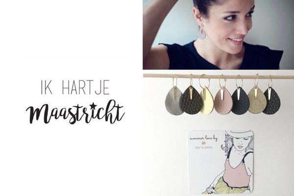 Lisa la Pelle & Ik Hartje Maastricht blog