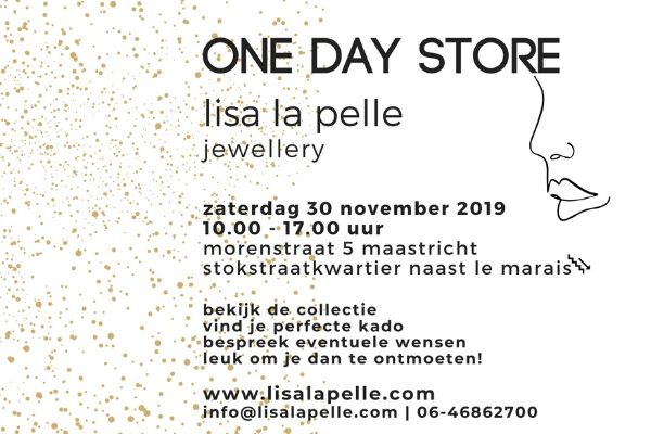 one day store maastricht 2019