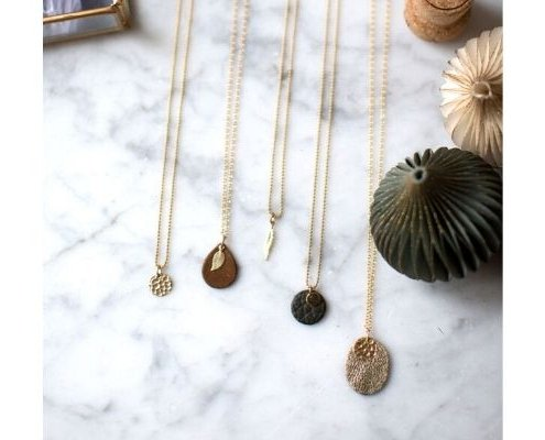 necklaces - gold filled