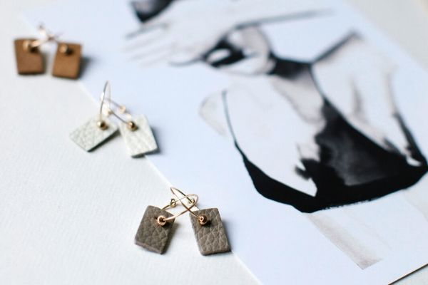 be cleo - earrings - handmade
